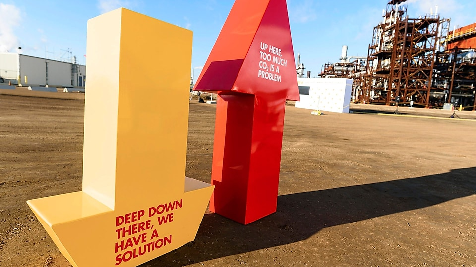 Quest Carbon Capture and Storage | Shell Canada