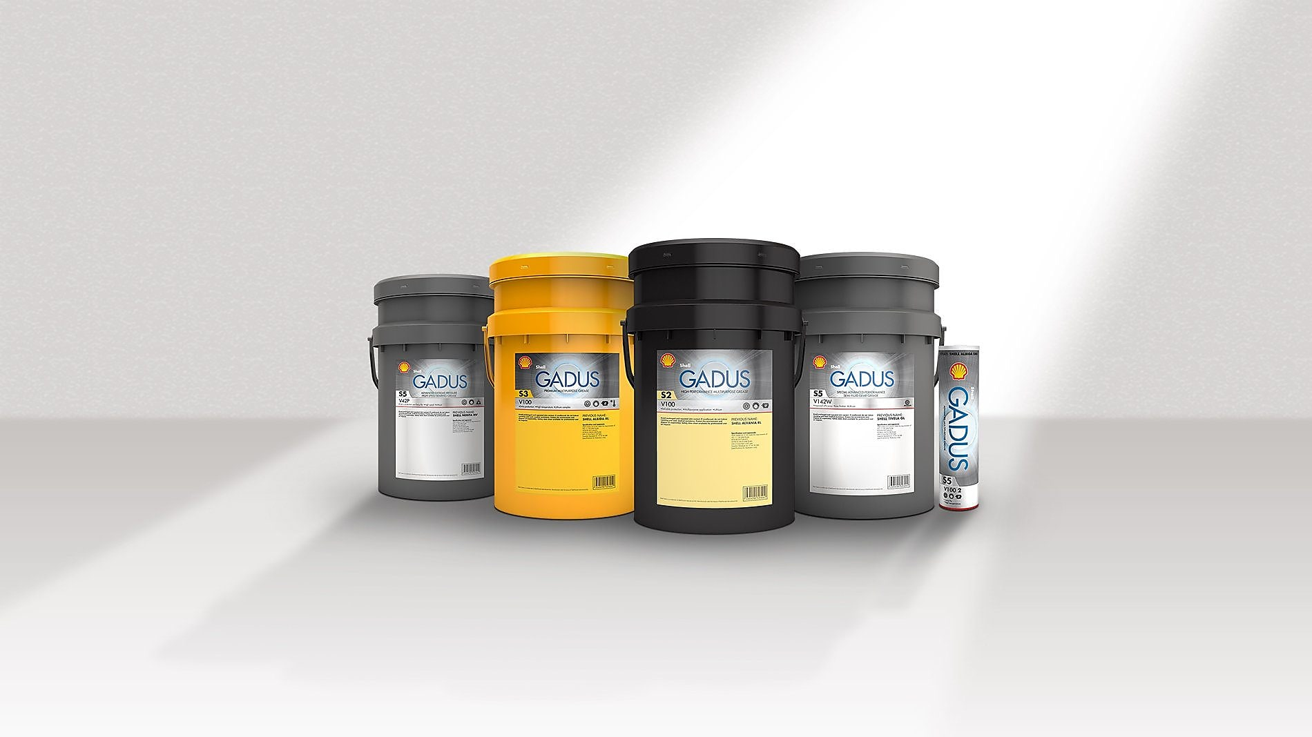 Shell Gadus - Greases | Shell Canada