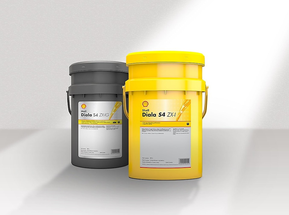 Electrical oils, Shell Diala