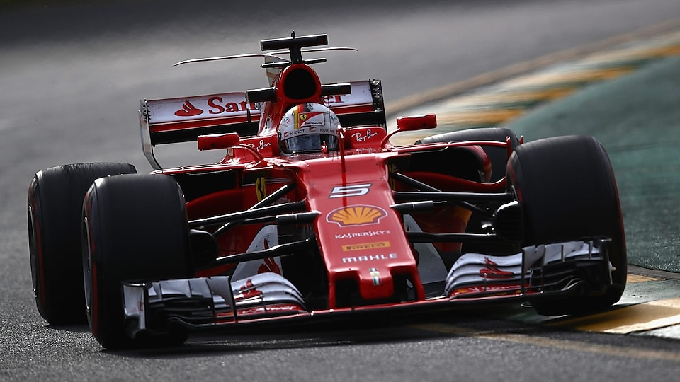 Ferrari's Choice for Improved Performance