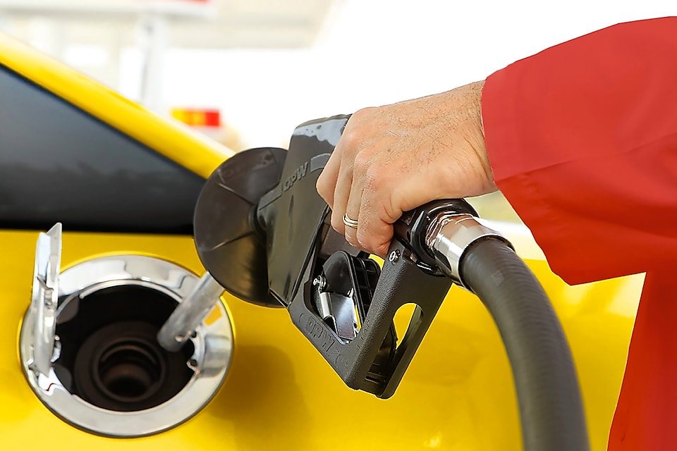 Fixation du prix du carburant par Shell