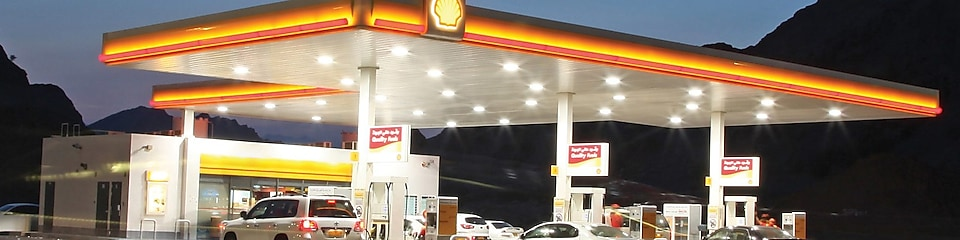 Boutique de station Shell
